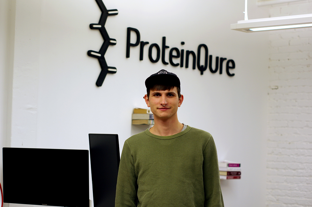 ProteinQure, AI and the Future of Drug Design