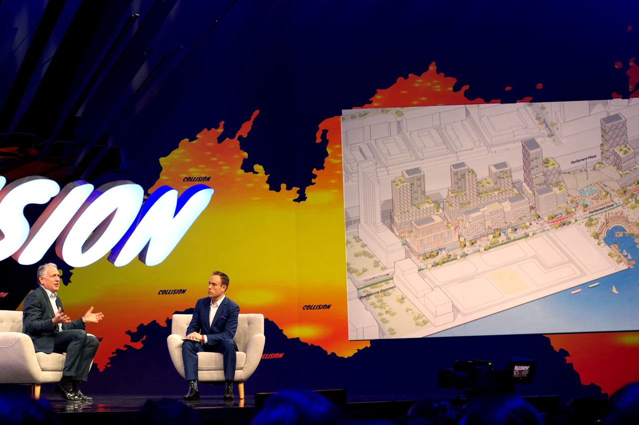 For Sidewalk Labs and its CEO Daniel Doctoroff, 'It Takes A Village To Build A City' (Collision Conference 2019)